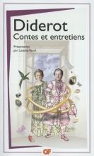 Denis  Diderot Contes et Entretiens