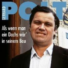 Polt, Gerhard Als wenn  man ein Dachs wr` in seinem Bau