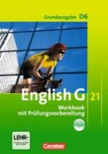 Seidl, Jennifer,   Schwarz, Hellmut,   Rademacher, Jörg English G 21. Grundausgabe D 6. Workbook mit Audios online