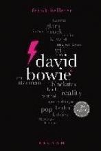 Kelleter, Frank David Bowie. 100 Seiten