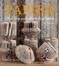 Brüggemann, Anka Papier-Objekte aus alten Büchern