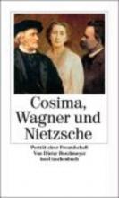 Borchmeyer, Dieter Nietzsche, Cosima, Wagner