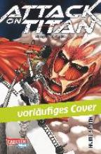 Isayama, Hajime Attack on Titan 01