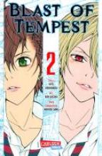 Saizaki, Ren Blast Of Tempest 02