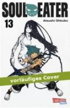 Ohkubo, Atsushi Soul Eater 13