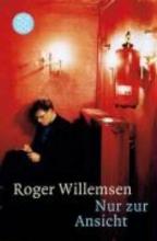 Willemsen, Roger Nur zur Ansicht