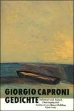 Caproni, Giorgio Gedichte
