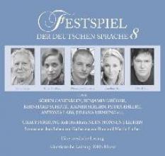 Hochhuth, Rolf Festspiel der deutschen Sprache 8