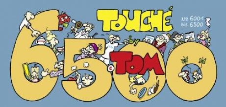 Tom Tom Touch 6500