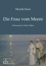 Ibsen, Henrik Die Frau vom Meere