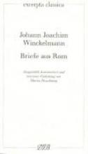 Winckelmann, Johann Joachim Briefe aus Rom