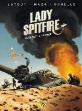 Latour, Sébastien Lady Spitfire 4 - Desert Air Force