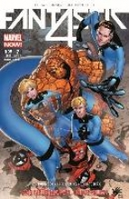 Robinson, James Fantastic Four, Bd. 2