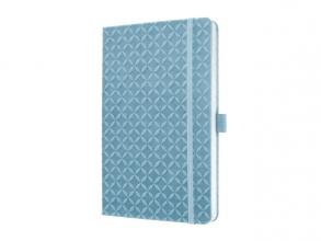 , Notitieboek Sigel Jolie Flair A5 lijn Sky Blue