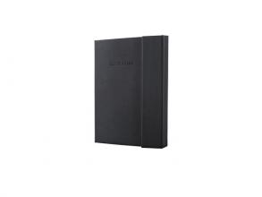 , notitieboek Sigel Conceptum Pure hardcover met              magneetsluiting A5 zwart