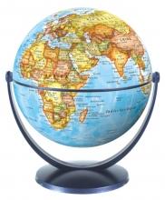 , Globe 15 cm pol. draai & kantel