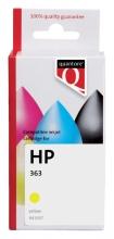 , Inktcartridge Quantore HP C8773EE 363 geel