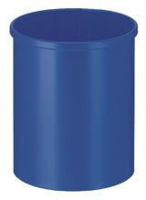 , Papierbak Vepabins rond 15liter blauw