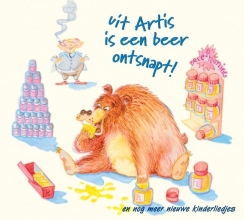 , UIT ARTIS IS EEN BEER ONTSNAPT