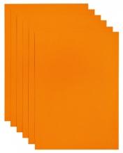 , Kopieerpapier Papicolor A4 200gr 6vel oranje