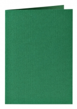 , Correspondentiekaart Papicolor dubbel 105x148mm Dennengroen