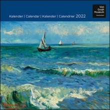 , Van Gogh maandkalender 2022