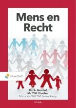 Y.M. Visscher A. Bunthof, Mens en Recht