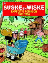 Willy  Vandersteen, Peter van Gucht Suske en Wiske Dubbelalbum Taxi Tato/Expeditie Robikson