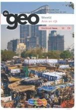 A.M. Peters H.M. van den Bunder, De Geo Wereld Arm en rijk Bovenbouw havo Werkboek