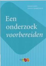 Heinze  Oost, Angela  Markenhof Een onderzoek voorbereiden