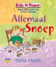 Heim, Irene Allemaal snoep