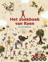 Jan von Holleben Het zoekboek van Koen