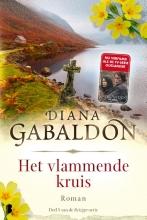Diana  Gabaldon Het vlammende kruis - Deel 5 van de Reiziger-cyclus