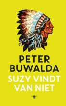 Peter  Buwalda Suzy vindt van niet