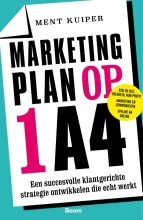 Ment  Kuiper Marketingplan op 1 A4
