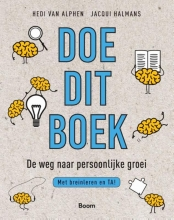 Jacqui Halmans Hedi van Alphen, Doe dit boek (doeboek)