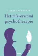 Flip Jan van Oenen , Het misverstand psychotherapie