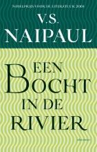 V.S. Naipaul , Een bocht in de rivier