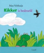 Max  Velthuijs Kikker is bedroefd
