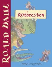Roald  Dahl Rotbeesten