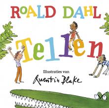 Quentin Blake Roald Dahl, Tellen