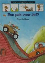 R. de Haas , Een pak voor Jef?