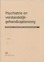 J. van Meteren , Psychiatrie en verstandelijk-gehandicaptenzorg