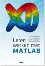 Nele Vermeulen Karl Meerbergen  Nico Scheerlinck  Yvette Vanberghen, Leren werken met MATLAB