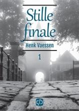 Henk  Vaessen Stille finale - grote letter uitgave