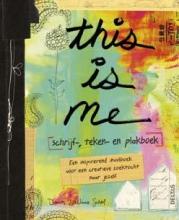 Dawn De  Vries Sokol This is me - Schrijf-, teken- en plakboek