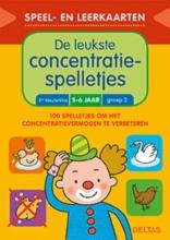 ZNU Speel- en leerkaarten - De leukste concentratiespelletjes (5-6 j.)