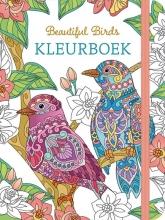 , Beautiful Birds kleurboek