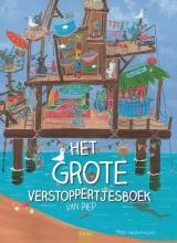 Thaïs  Vanderheyden Het grote verstoppertjesboek van Piep