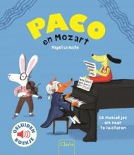 Magali Le Huche Paco en Mozart (geluidenboek)